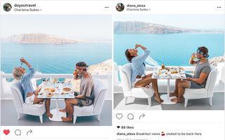 Şi-au pus pozele de vacanţă pe Instagram. Apoi au descoperit ceva neaşteptat