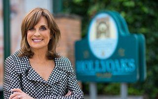 """Linda Gray, din nou pe micul ecran: Sue Ellen din """"Dallas"""" arată excelent la 76 de ani"""
