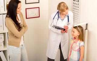 Ce înălțime va avea copilul tău? Calculul simplu folosit de pediatri