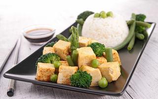 Cum să foloseşti brânza tofu când ţii post? Reţete rapide