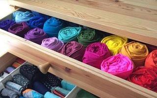 10 metode geniale ca să-ţi organizezi eficient hainele şi accesoriile