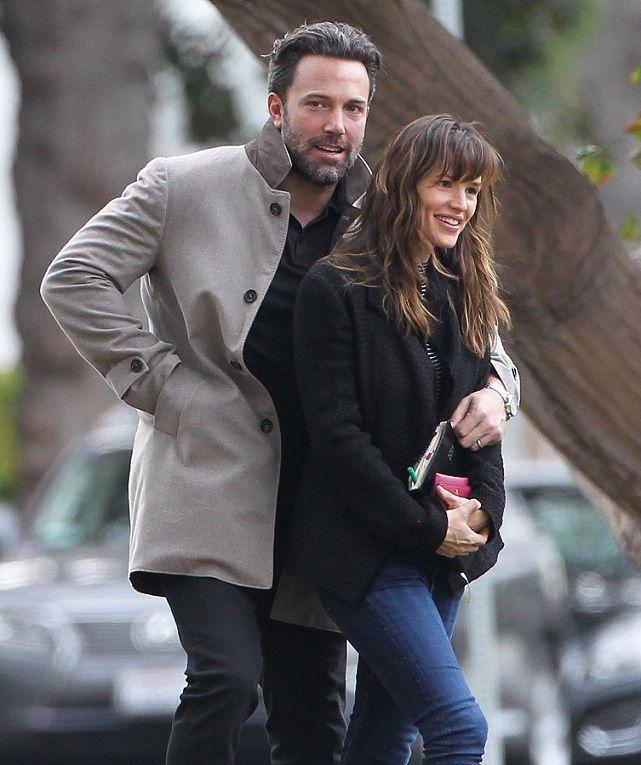 Ben Affleck şi Jennifer Garner
