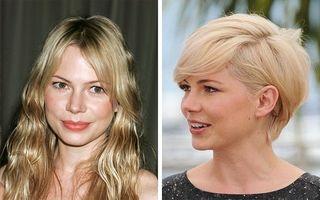 12 vedete care arată uimitor cu părul scurt