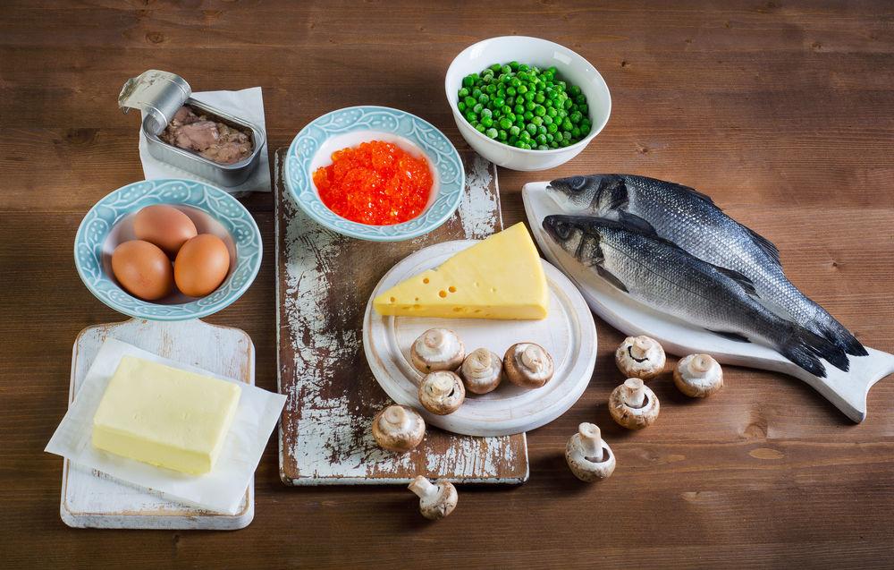 Alimente bogate in vitamina D