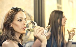 Cum arată oamenii după unul, două sau trei pahare de vin?