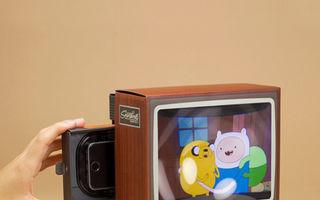 Cel mai tare cadou de Crăciun: Transformă telefonul într-un televizor retro!