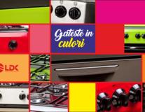 De ce nu o bucătărie în culori: alegeți electrocasnice colorate!