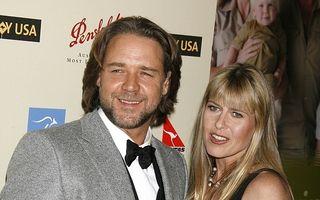 Russell Crowe face lumină: Se însoară cu văduva lui Steve Irwin?