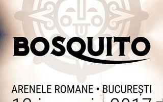 Mircea Baniciu va canta alaturi de Bosquito pe 13 ianuarie la Arenele Romane