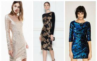 15 rochii cu paiete în care să strălucești de Revelion