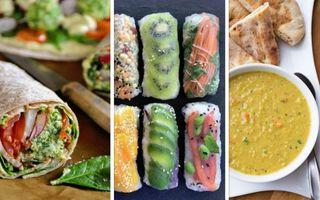 Meniu de post. Ce să mănânci la prânz?