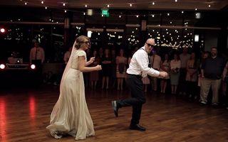 Cel mai tare dans de nuntă: Tatăl şi fiica lui au cucerit lumea! - VIDEO
