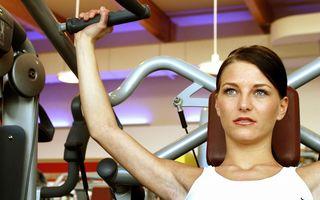 4 minute de exerciţii care te ajută cât o oră la sală