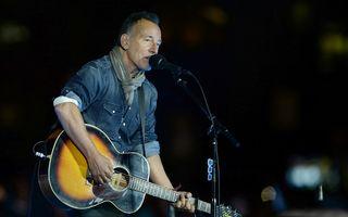 """Bruce Springsteen suferă de depresie: """"Este o parte din viaţa mea"""""""