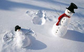 Cei mai haioşi oameni de zăpadă. 20 de imagini amuzante