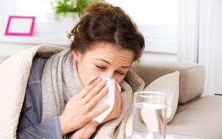 5 mituri despre răceală și gripă