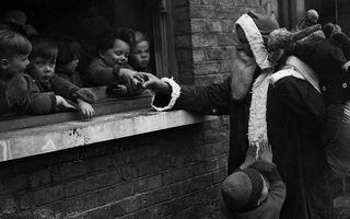 Cum arăta Crăciunul acum 100 de ani? 30 de imagini din trecut