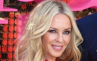 Kylie Minogue, fata frumoasă dar nemăritată şi fără copii