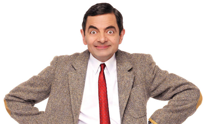 Rowan Atkinson, celebrul Mr. Bean