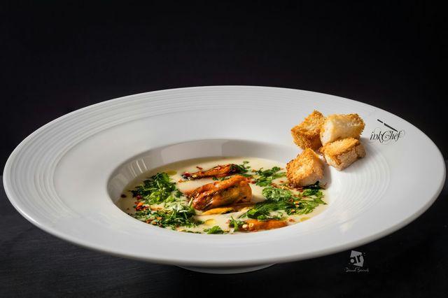 Chef Paul Siserman vă propune Supa de midii