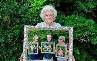 Mai multe generaţii la un loc: 10 portrete de familie emoţionante