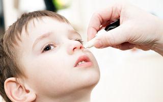 Cum să desfunzi nasul copiilor