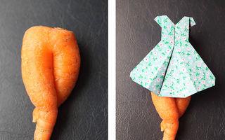 Când fructele şi legumele sunt haioase: 35 de imagini amuzante cu personaje gustoase