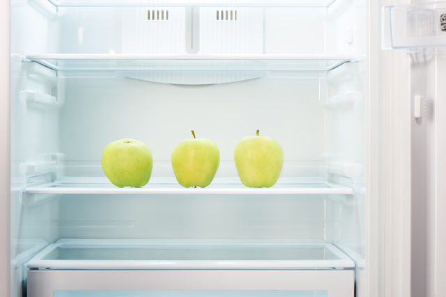 Mere în frigider