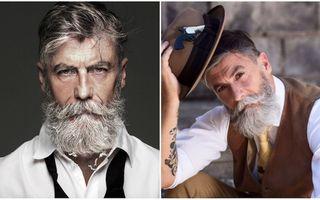 10 bărbați care demonstrează că poți arăta perfect la orice vârstă. Sunt extrem de sexy!