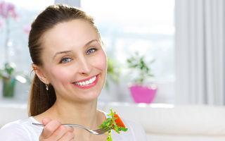 Ce se întâmplă în corp dacă mănânci zilnic salată