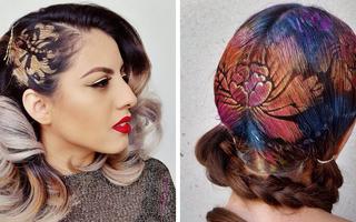 Noul trend în vopsirea părului face senzaţie pe internet. Îţi place?