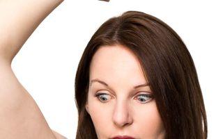 Cum să scoți petele galbene de la deodorant