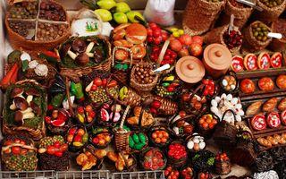 Dieta mediteraneană menține creierul tânăr