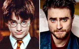 """Cum arată acum actorii din """"Harry Potter"""""""