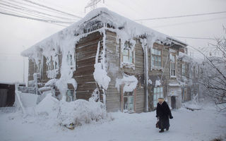 Cum arată iarna în cel mai friguros loc de pe Pământ? Temperatura scade până la -71 de grade Celsius