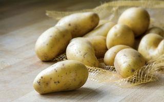 Cum să depozitezi cartofii astfel încât să nu mai încolțească