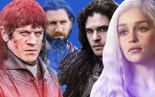 Iată cum trebuie să arate, de fapt, personajele din Game of Thrones