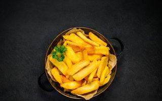 Cartofi prăjiți mai sănătoși: o rețetă fără ulei