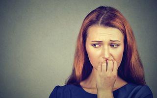 5 semne că suferi de anxietate