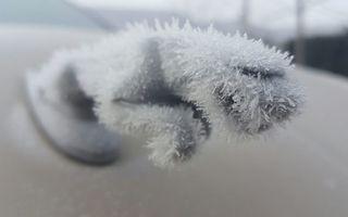 Iarna transformă mașinile în opere de artă. 20 de imagini incredibile