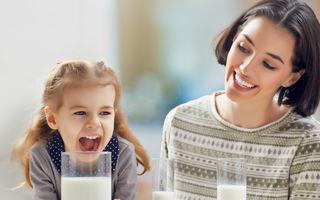Cât de sănătos este laptele crud?
