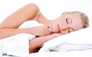Ce spune despre personalitatea ta poziția în care dormi
