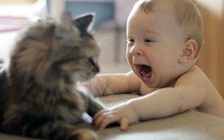 Reacţiile adorabile ale copiilor ne fac ziua mai frumoasă. 15 fotografii amuzante