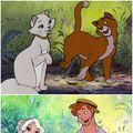 Cum ar arăta animalele din desene animate dacă ar fi oameni. 15 imagini haioase