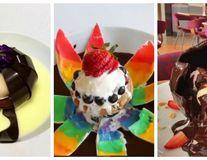 Chocolate Bomb sau bomba de ciocolată, desertul care face senzaţie