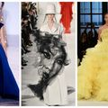 Săptămâna Modei Haute Couture. 20 de ținute uimitoare care te fac să visezi