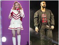 Vampă la 58 de ani: Madonna nu iartă nimic. S-a distrat şi cu Drake!