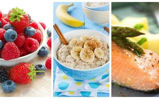 15 alimente care sunt sănătoase pentru inimă