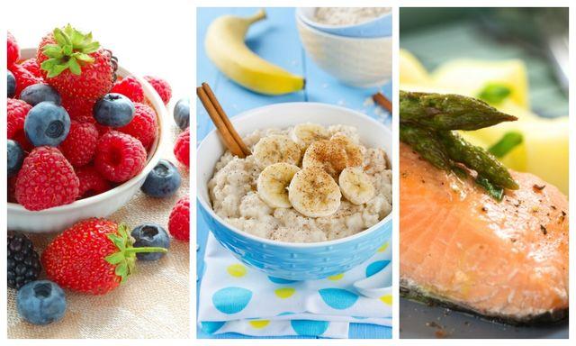 Alimente bune pentru inima