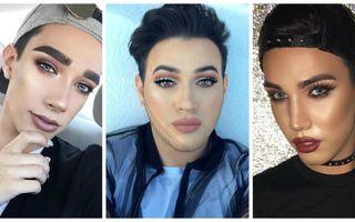 9 băieți care se machiază. Au revoluționat industria cosmetică